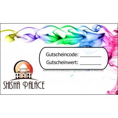 Shisha Palace €10 Gutschein