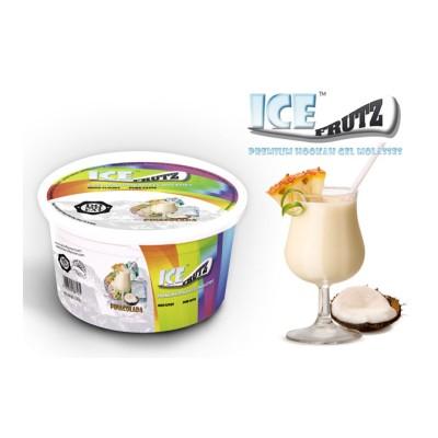 Ice Frutz Gel - 100g - Pinacolada