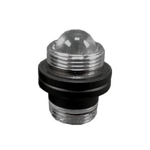 Lava Hose Adapter Black - Bottom Part