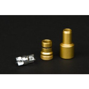 UNITY Hose Adapter Gold